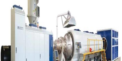 PE Insulation Pipe Extrusion Line