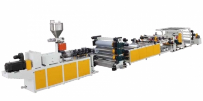 PP PE Stone paper extrusion line