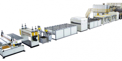 PP Honeycomb Board Extrusion Line