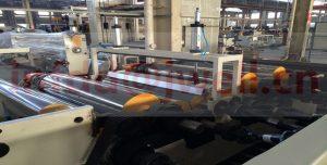 PP PE Stone paper extrusion line
