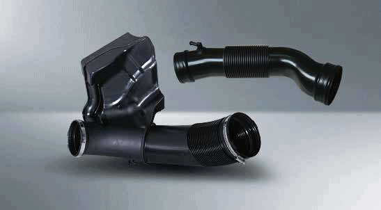 Car shaped pipe fittings