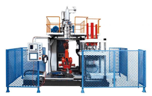 JWZ BMD Three dimensional Blow Molding Machine