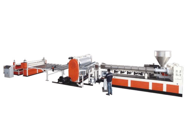 Water Drainage Sheet Extrusion Line