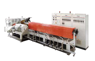 XPE IXPE Foaming Coil Extrusion Line
