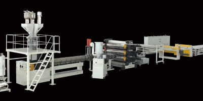 ABS,HIPS Single/Multi-layer Plate Extrusion Line