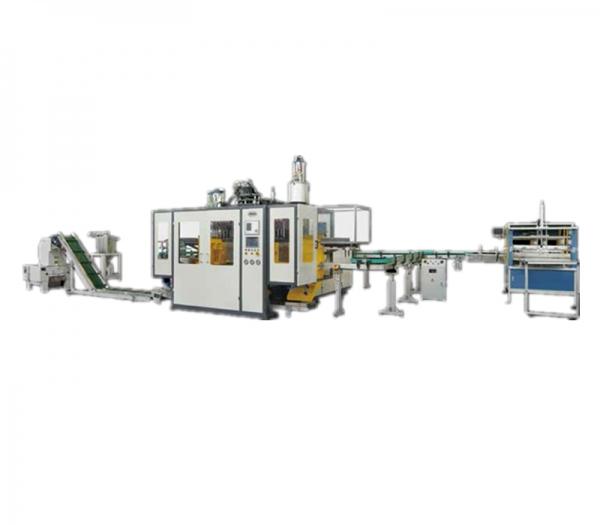 5D/12D/20D Double Station Blow Molding Machine