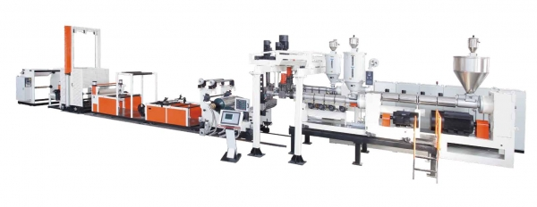 PP/PS Environmental Sheet Extrusion Line