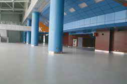 PVC Floor Leather Extrusion Line