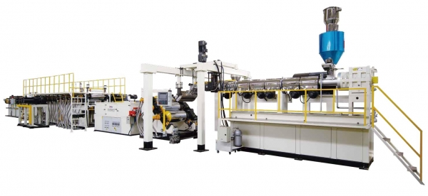 Stretch Film Extrusion Machine
