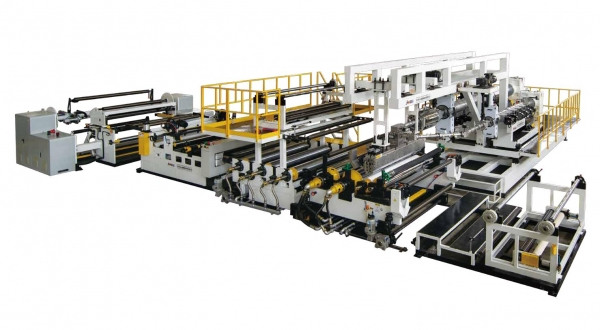TPU High-low Temperature、High-elastic Film Co-extrusion Line