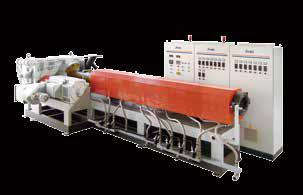XPE,IXPE Foaming Coil Extrusion Line