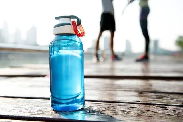 portable sports bottle