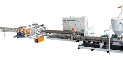 XPS Heat Insulation Foaming Board Extrusion Line CO Foaming Technology