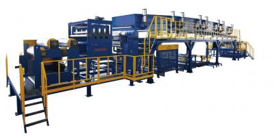 continuous fiber reinforced composite production line