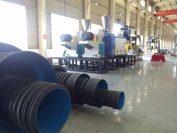 dwc pipe machine product