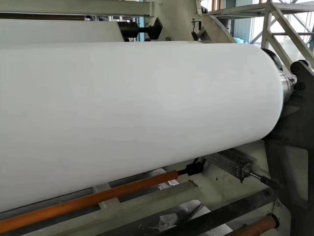 1600mm width meltblown non woven fabric complete production line