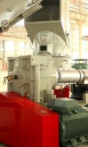 single screw pelletizing machine