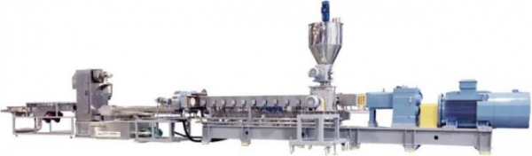 High Filler Pelletizing Line With High Capacity Series