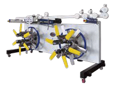 Single pipe Dual pipe High speed Extrusion Production Line application