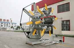 Small caliber PE PPR PE RT PA Single pipe Extrusion Production Line application