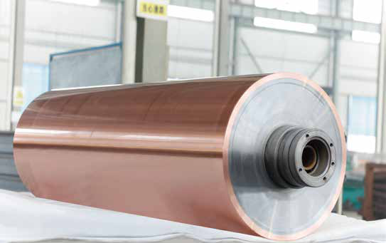 Micro Structure Roller