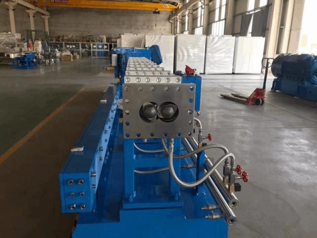 biodegradable compounding machine