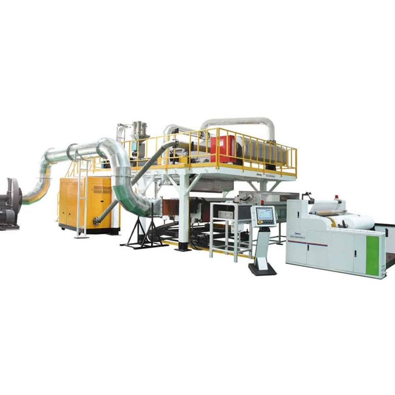 mm width meltblown non woven fabric making machine